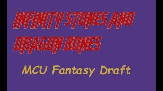 Baixar Team Ups! #1: DerickFilm's Infinity Stones & Dragon Bones Ep 4- MCU Fantasy Draft