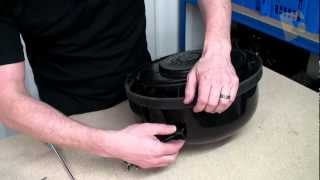 How to Replace the Cable & Contacts on Henry Vacuum Cleaner
