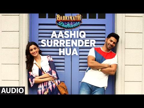 Aashiq Surrender Hua (Audio) | Varun, Alia | Amaal Mallik, Shreya Ghoshal |
