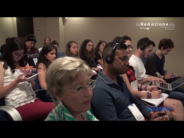 Solidalciti - intervista a Emilia Muoio, vicepresidente  Sodalis CSV Salerno