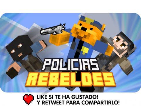 POLICÍAS REBELDES! | Minecraft Counter Strike