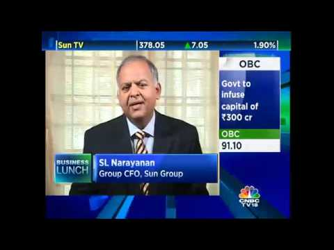 Ad Revenue Growth Will Improve Going Forward: Sun TV