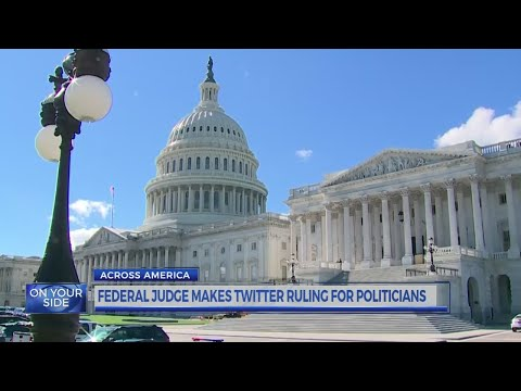 Federal Judge Makes Twitter Ruling for Politicians