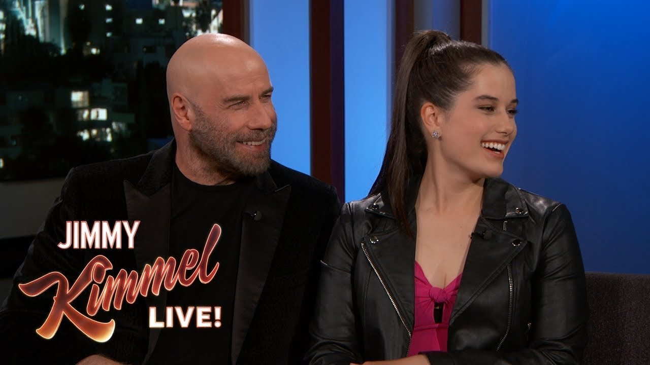 Guest Host Lena Waithe Interviews John Travolta & Daughter Ella Bleu