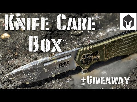 Knife Care & Maintenance: Battlbox Mission 23 Review