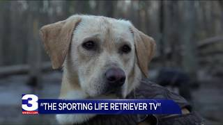 The Sporting Life Retriever TV on WREG Live at 9