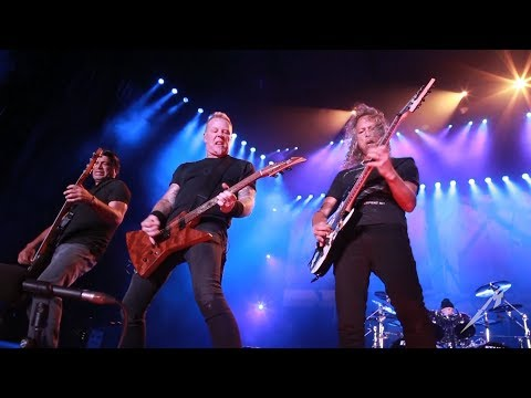 Metallica: One Newton, IA  June 9, 2017