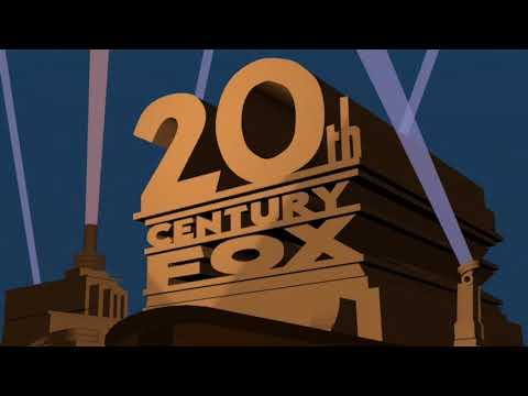 20th Century Fox (1981-1994) Logo Remake v1