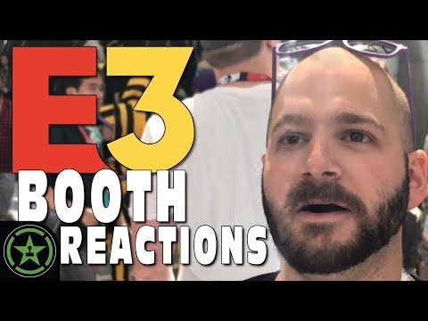 AH @ E3 - Jeremy's Booth Impressions