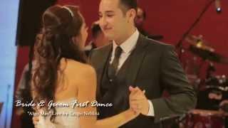 "Grupo Neblina Live First Dance - ""Algo Mas"" cover by Lina Neblina"
