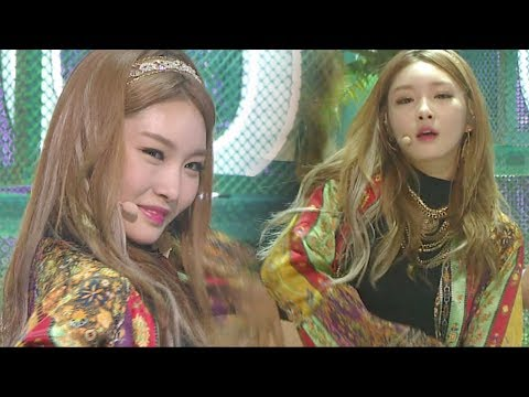 《Debut Stage》 CHUNG HA (청하) - Why Don't you Know @인기가요 Inkigayo 20170611