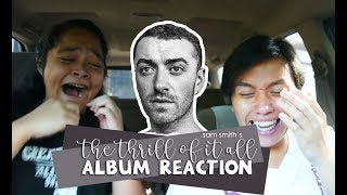 Baixar Sam Smith - The Thrill Of It All (Album Reaction)