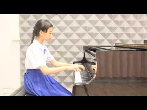 JS Bach Partita No 5 Allemande