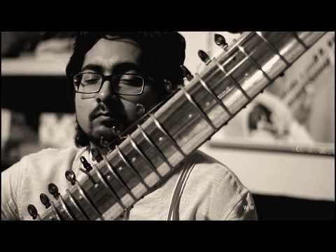 Indian Classical Music, Alap in raga Bhimpalasi  Deepsankar