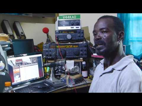 St  Kitts Nevis Anguilla Amateur Radio Society
