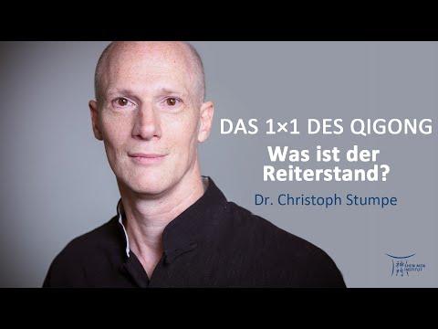 Was ist der Reiterstand?    Das 1x1 des Qigong   Dr. Christoph Stumpe