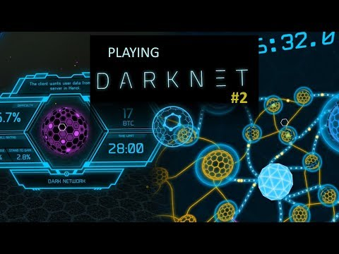 Playing Darknet on Gear VR #2 - First Timed Level [Dark network]