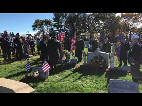 Sayreville American Legion Post 211 2017 Veterans Day Ceremony