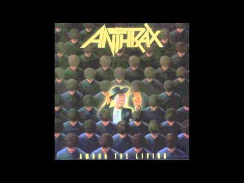 Anthrax - Among The Living