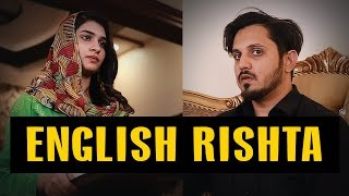 ENGLISH RISHTA | Karachi Vynz Official