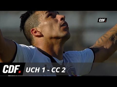 U. de Chile 1-2 Colo Colo Clausura 2014/2015