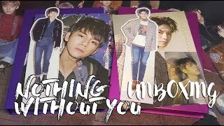 Video WANNA ONE 1st MINI ALBUM PREQUEL REPACKAGE《1-1=0 (NOTHING WITHOUT YOU)》UNBOXING download MP3, 3GP, MP4, WEBM, AVI, FLV Desember 2017