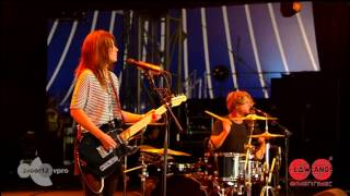 Blood Red Shoes - Don't Ask - Lowlands 2014