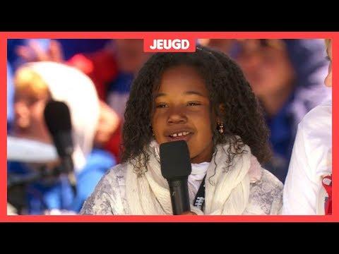 Yolanda King zegt 'I have a dream' net als haar opa