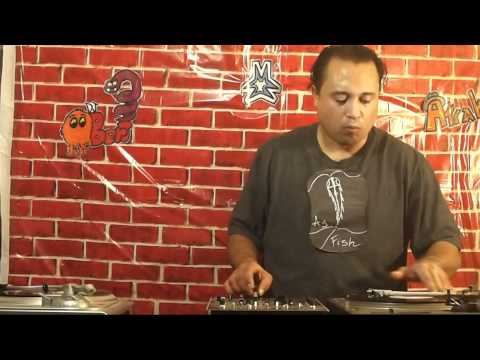 APACS Breed mini movie Rambo parody & turntable scratching theatrical showing