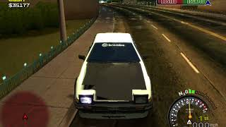 Street Racing Syndicate - AE86 Gameplay (Freeroam)