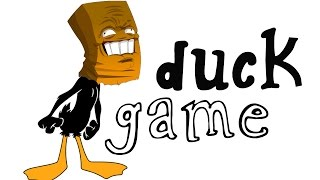 Duck Game! | CaRtOoNz vs Ohm/Gassy/Diction (I Can