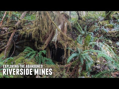 The Abandoned Riverside Mines | OR