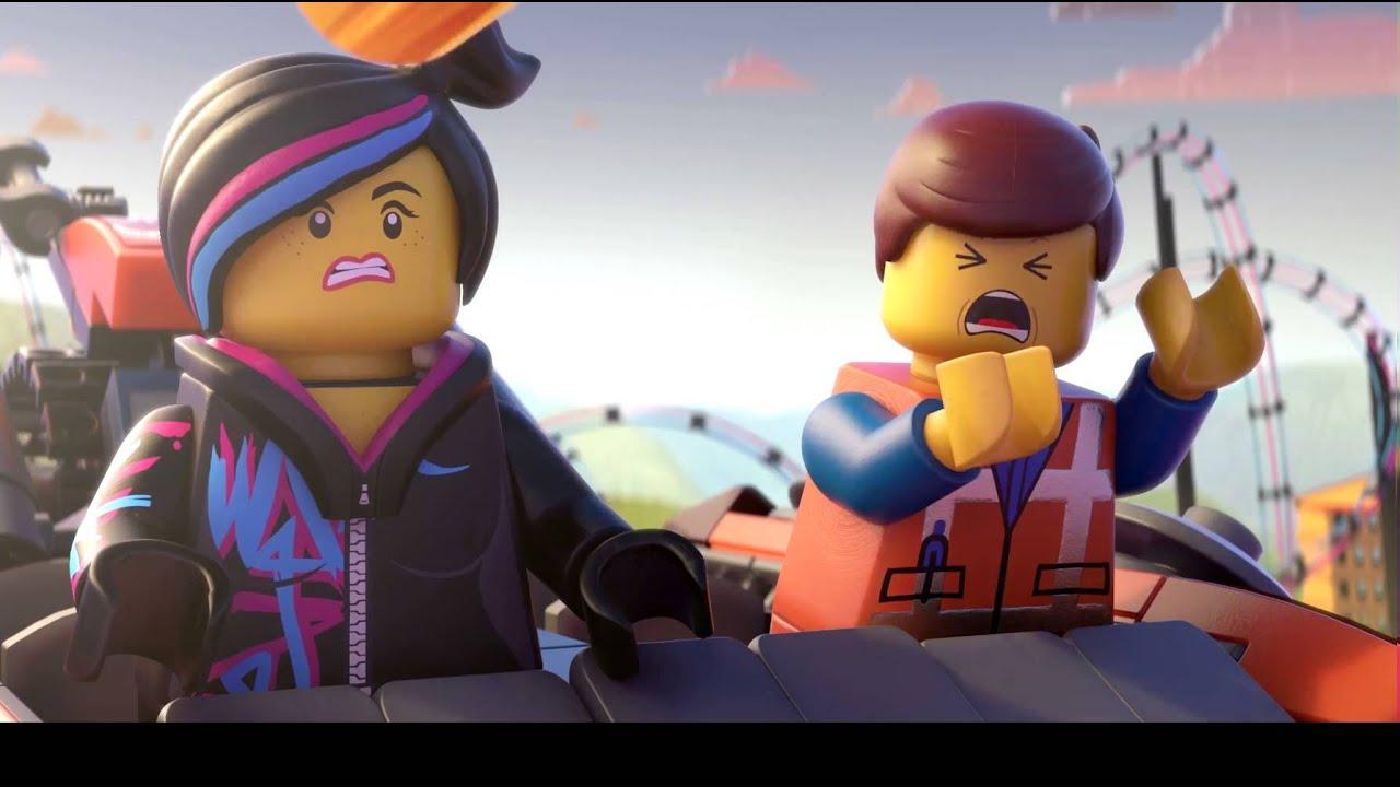 The Lego Movie Coaster Clip