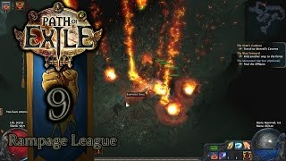 Path of Exile: Forsaken Masters (Rampage League) - Episode 9: The Marooned Mariner