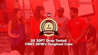 CNET Drop Test Highlights - CES 2018