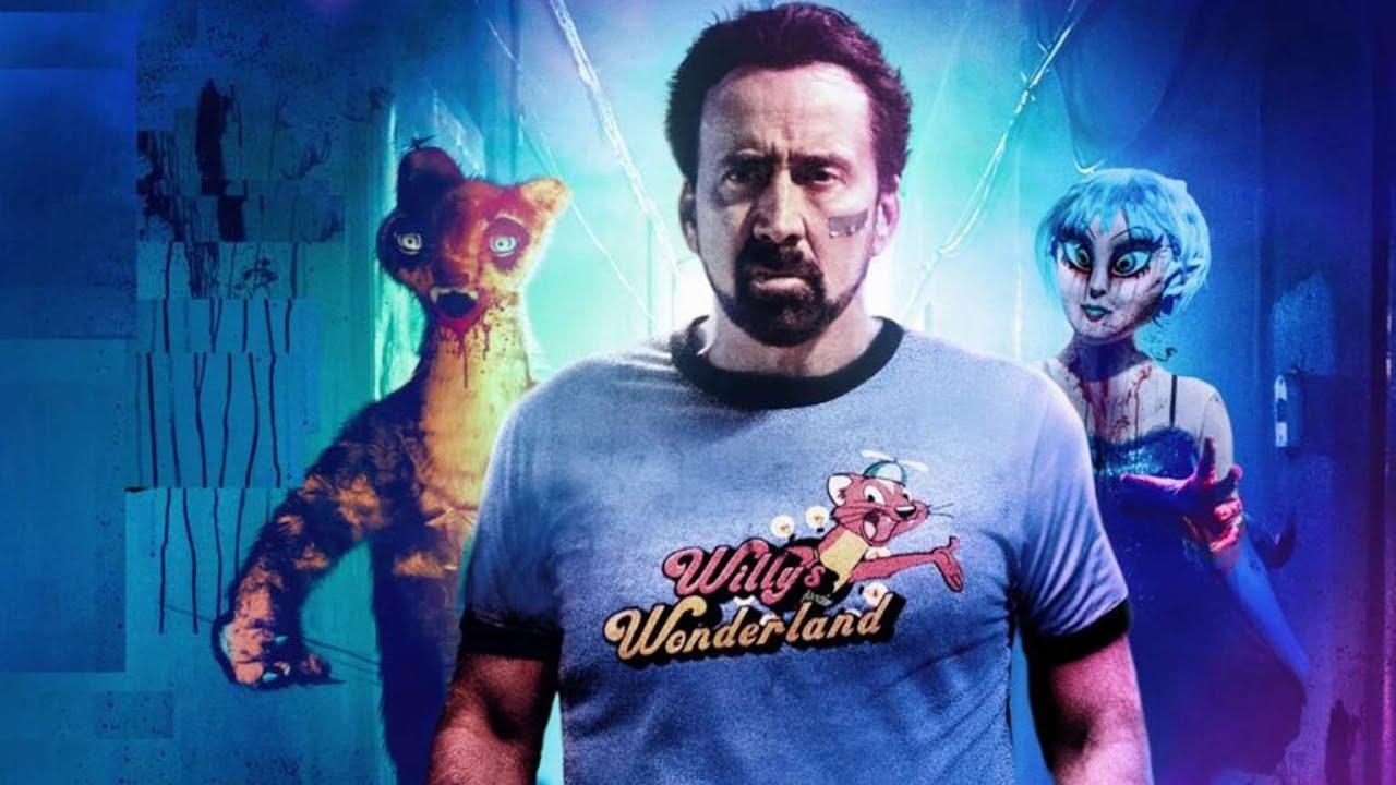 Willy's Wonderland (Nicolas Cage) - Trailer italiano ufficiale [HD]