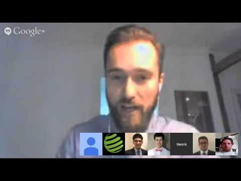 The power of Feedback - 180 Degrees Consulting leadership Hangout #2 with Henrik Gadegaard (PA Co...