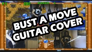Bust a Move/Puzzle Bobble - Main Series Theme Music Guitar Cover