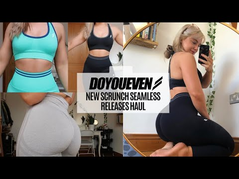 DOYOUEVEN NEW RELEASES   SCRUNCH RELEASE   HAUL & REVIEW   Booty By El
