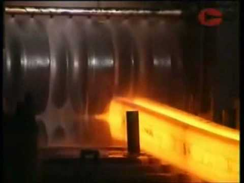 Rolling - Industrial Process - Mechanical
