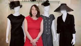 """""""Chic Dressing For A Funeral"""" - Tutorial by Marilyn Hellman Thumbnail"""