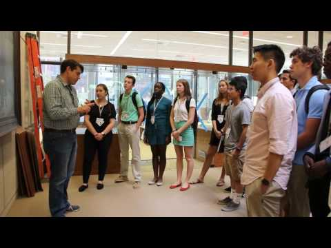 Harvard Medical School Tour
