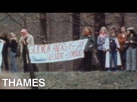 German Terrorism - Red Army Faction - 1977