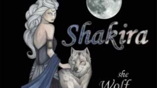 Shakira - She wolf - La Loba en Español con letra