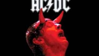 AC DC Problem Child Live Backing Track Rhythm Guitar