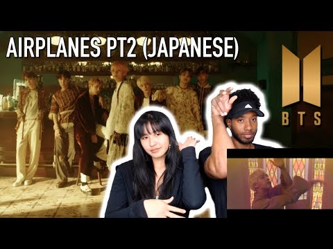 LAST CHANCE BTS SWAG GIVEAWAY!! | BTS - 'AIRPLANE PT.2 -JAPANESE VER.-' OFFICIAL MV | REACTION