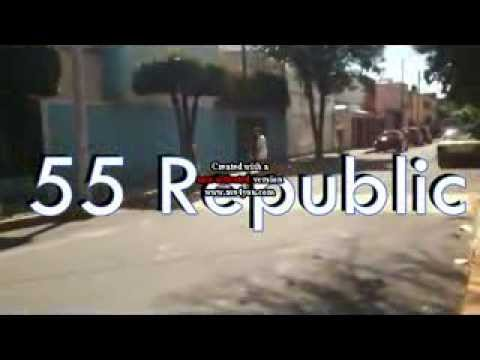 We are Fifty Five Republic