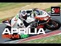 Prueba Aprilia RSV4 RF 2015: Prueba Superbike