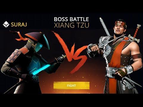 Shadow Fight 3 Official Boss Battle XIANG TZU - Triple Style Fighter Walkthrough Part 28