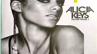 Alicia Keys -- Diary (Quentin Harris Mix)